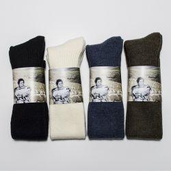Calza de lana