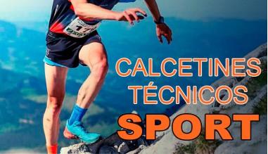 Novedad - Calcetines técnicos Sport